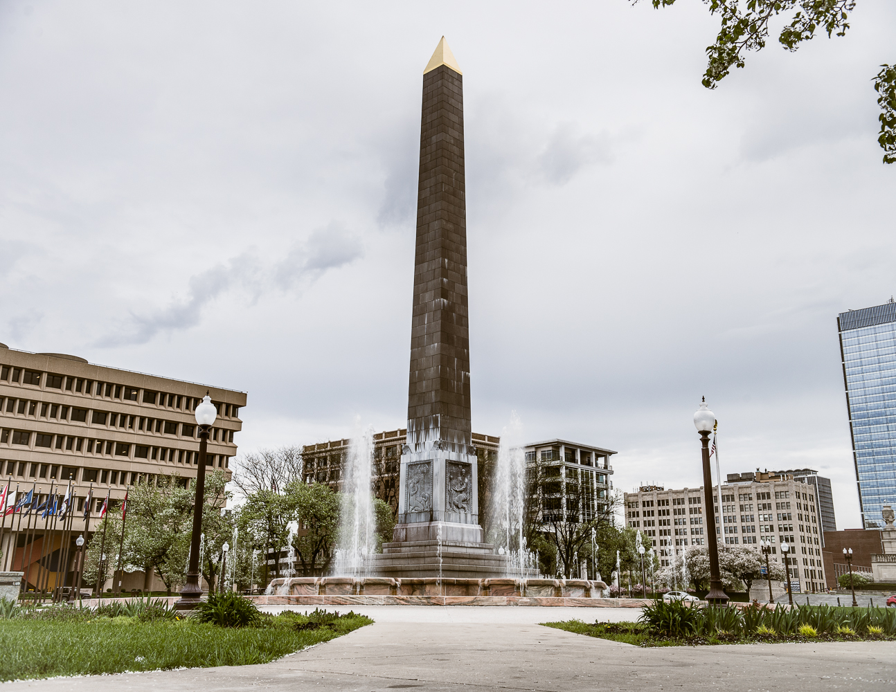 Indianapolis Monument