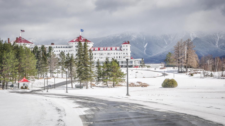 New Hampshire Winter Resort